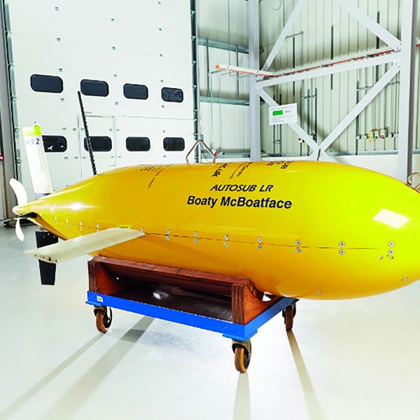 Boaty McBoatface gets a facelift